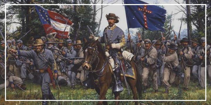 Джон Турчин на гражданской войне в США