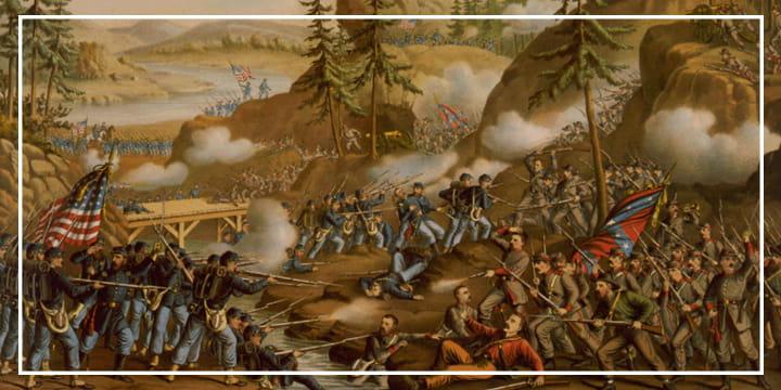 Гражданская война в Америке, северяне и южане