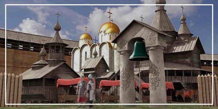 Вечевой колокол Великого Новгорода