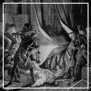 Убийство императора Павла Первого