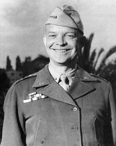Генерал Дуайт Эйзенхауэр