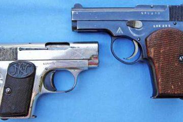 Два пистолета ТК