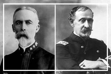 Уильям Томас Сэмпсон и Винфельд Скотт Шлей