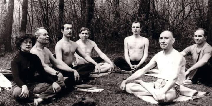 Йоги в Советском союзе