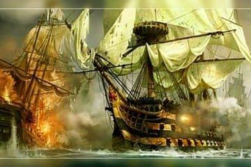 Бои Непобедимой армады