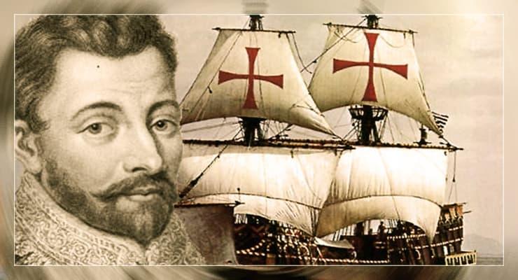 Фрэнсис Дрейк и корабли