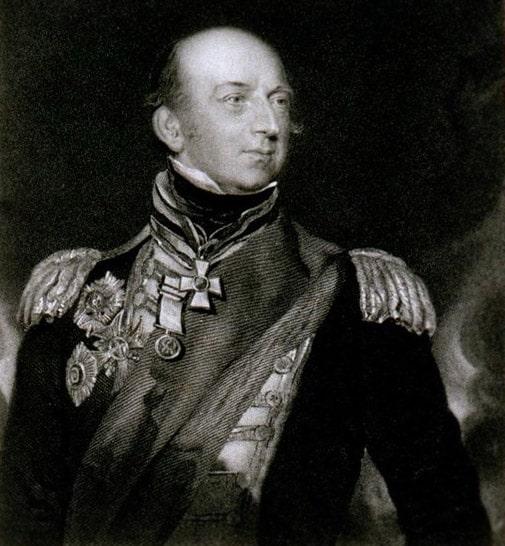 Вице-адмирал Эдвард Кодрингтон