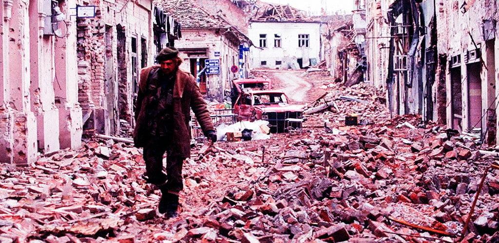 Хорватская война