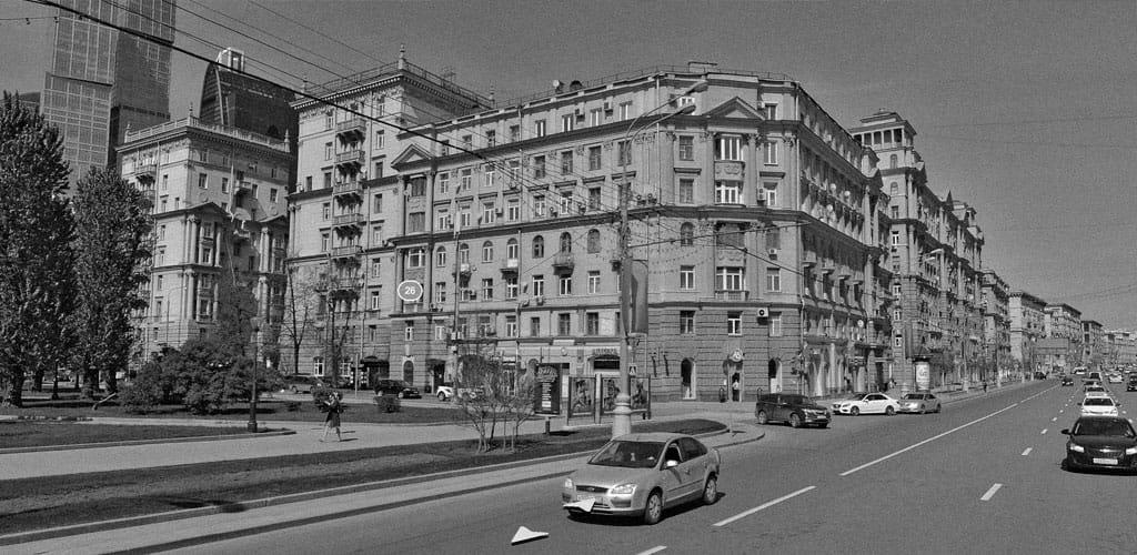 Кутузовский проспект 26