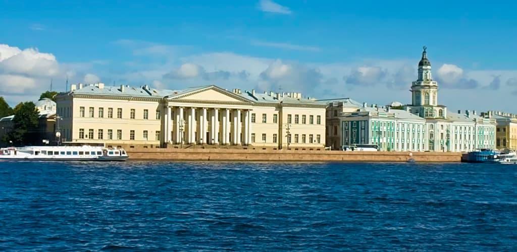 Академия наук в настоящее время, Санкт-Петербург