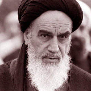 Руколла Хомейни