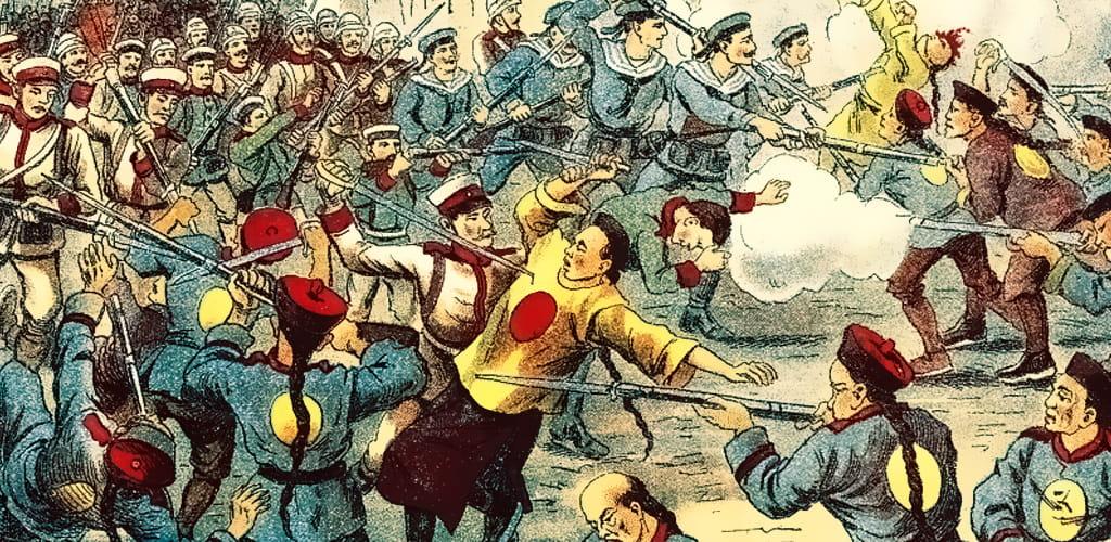 Боксерское восстание в Китае кратко
